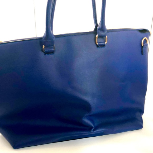f484533df0 New Royal Blue x Large Tote Bag w  free purse 🎁